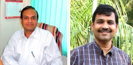 Akhil K. Sahoo and Ch. Venkata Ramana Awarded the NASI fellowship