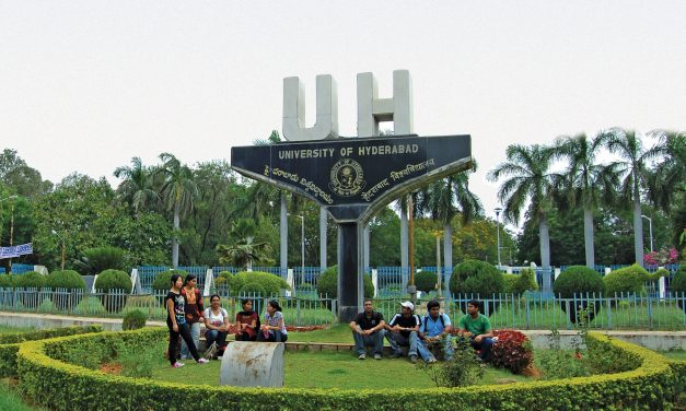 UoH Entrance Examination 2021-22 Commences