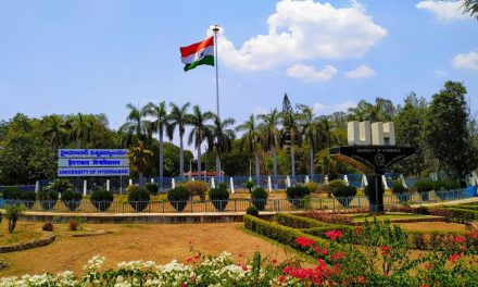 IndiaToday MDRA survey ranks UoH second best in the Country
