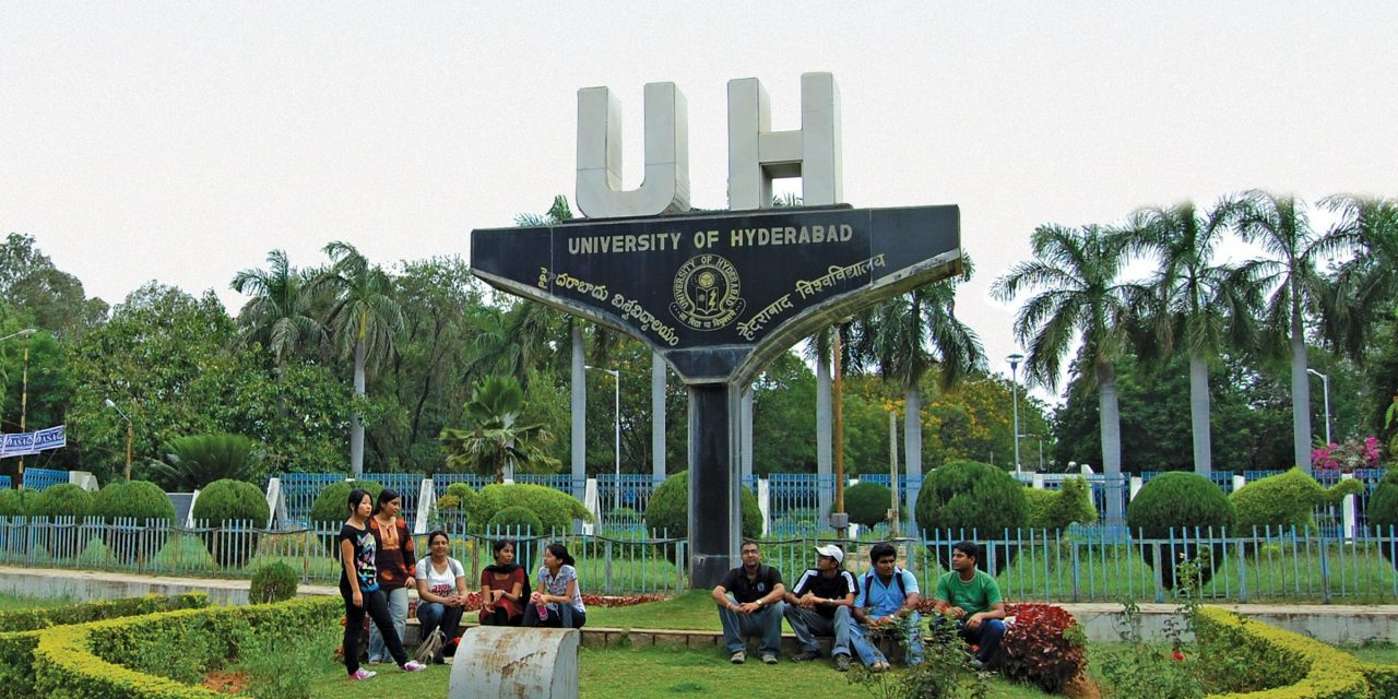 New School and academic programmes announced by UoH