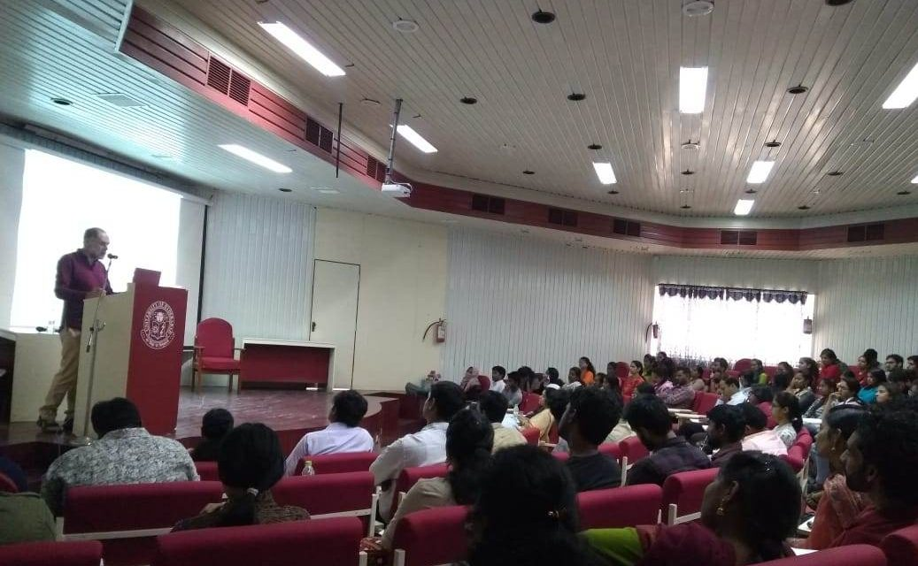 Workshop on 'Qualitative Research Methods and Analysis'