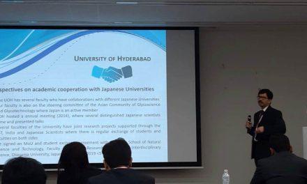 Dr. Digambar Pawar invited for Sakura Science Exchange Program by JST, Japan