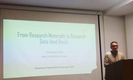 From Research Materials to Research Data (and Back)