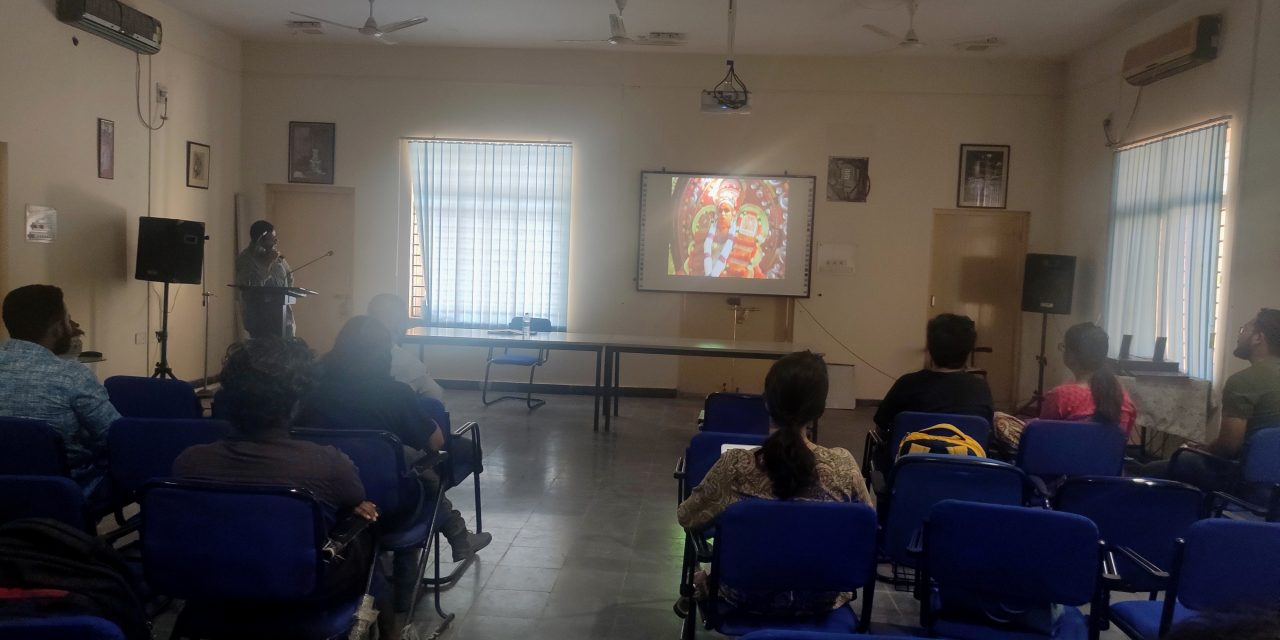 Bricolage: Myth and Politics of Textualization in the Theyyam Performance