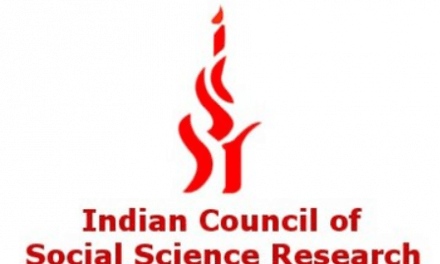 Abirlal Gangopadhyay awarded ICSSR Doctoral Fellowship