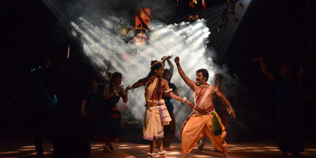 Shakunthala takes a relevant rebirth at GB Hall
