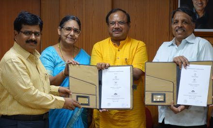 UoH renews MoU with IIIT-Hyderabad