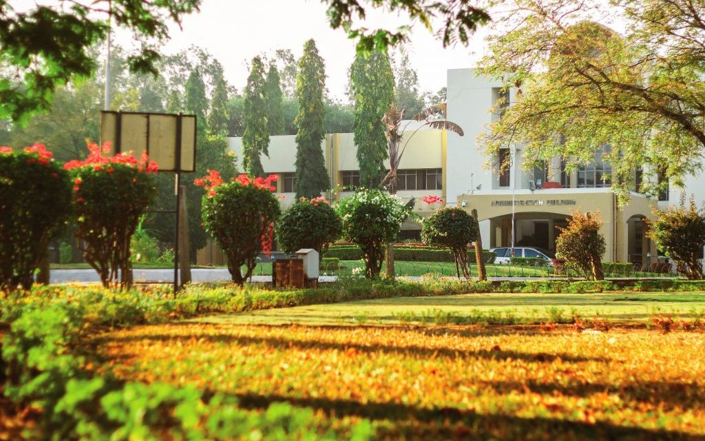वर्ष 2020 के लिए शीर्ष 25 भारतीय केंद्रीय विश्वविद्यालयों में है.वि.वि. को दूसरा स्थान