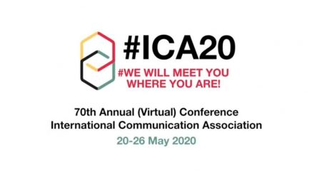 Devina Sarwatay attends ICA Annual Virtual Conference