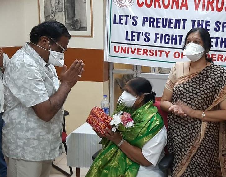 अंतर्राष्ट्रीय नर्स दिवस आयोजित