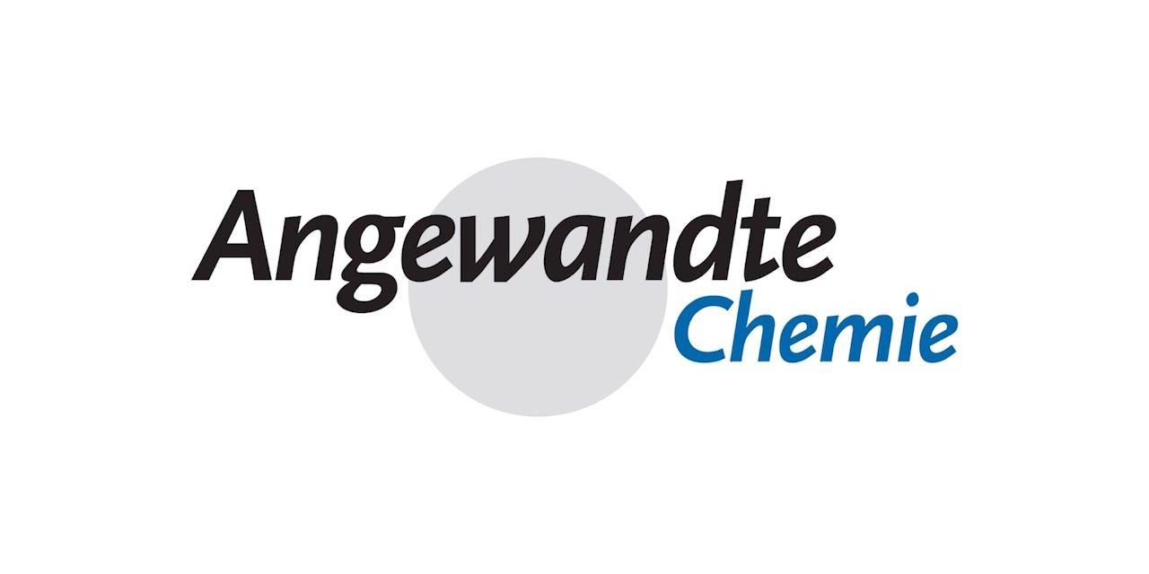 रसायन विज्ञान दल ने किए एंगेवांट केमी अंतर्राष्ट्रीय संस्करण में लेख प्रकाशित