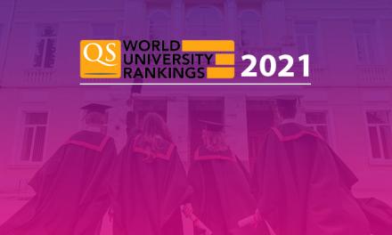 क्यूएस द्वारा वर्ष 2021 के लिए है.वि.वि. को फिर से विश्व के शीर्ष विश्वविद्यालयों में स्थान