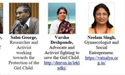 Missing Girls in India, Legislative Response & the Way Forward