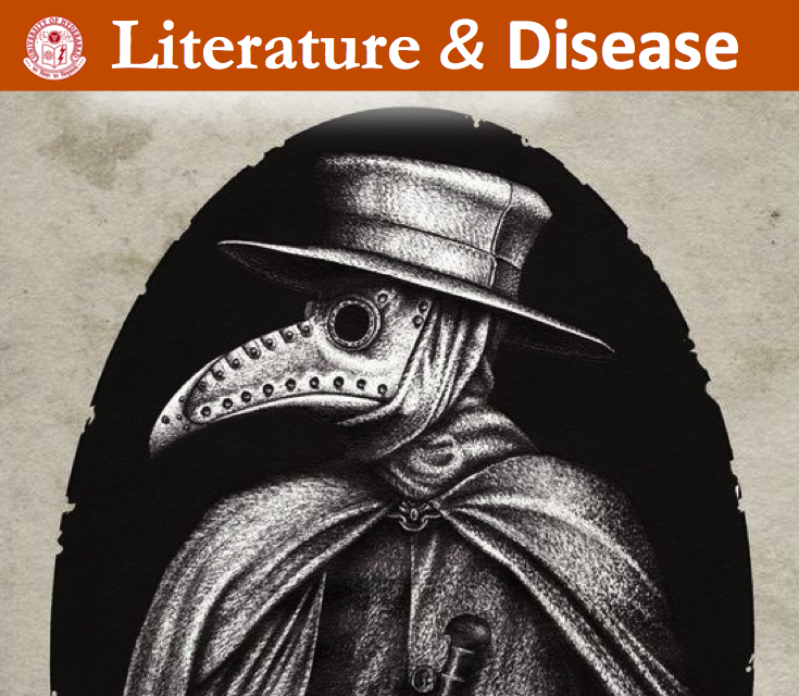 Literature & Disease: Listen to the first episode in the new podcast series