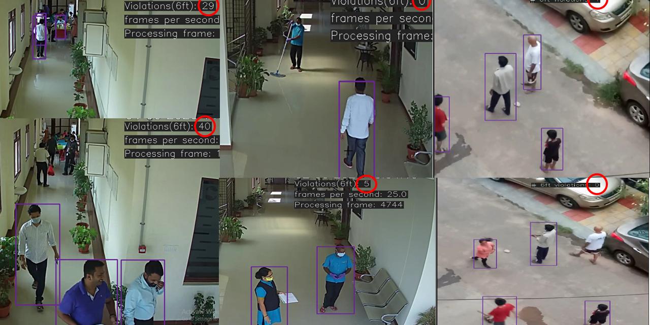 मेवन लैब्स ने बनाया शारीरिक दूरी जाँच उपकरण – सुदृश्