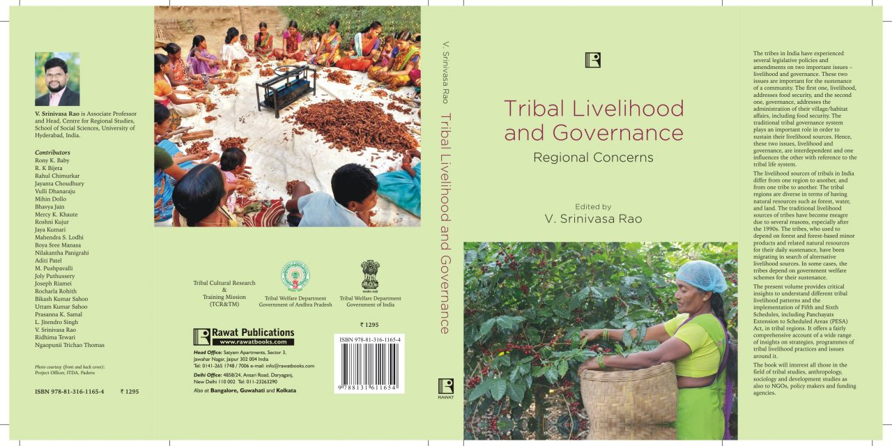 Tribal Livelihood and Governance: Regional Concerns