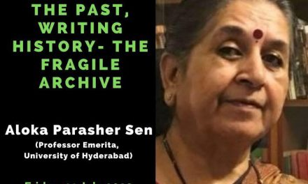Remembering the Past, Writing History – The Fragile Archive