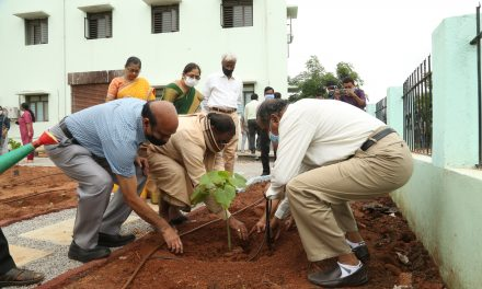 Herbal Garden Facility Inaugurated