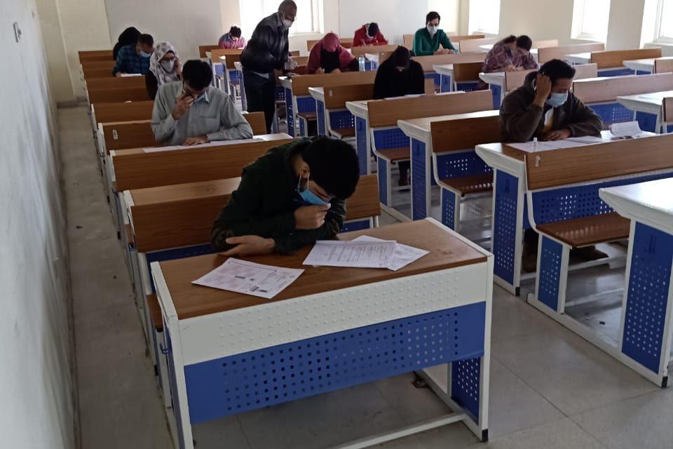 UoH Entrance Examination 2020-21 Commences