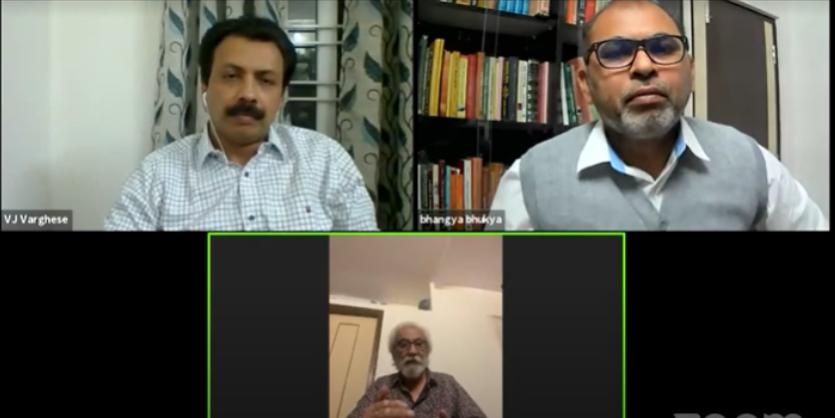 """India cannot be defined by the majoritarian, communitarian identity,"" says Prof Irfan Habib"
