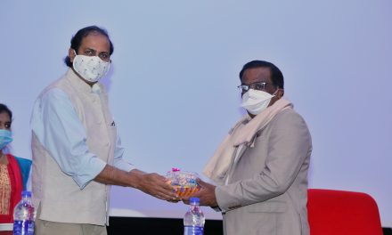 First International Conference on 3R's Research and Progress held at University of Hyderabad