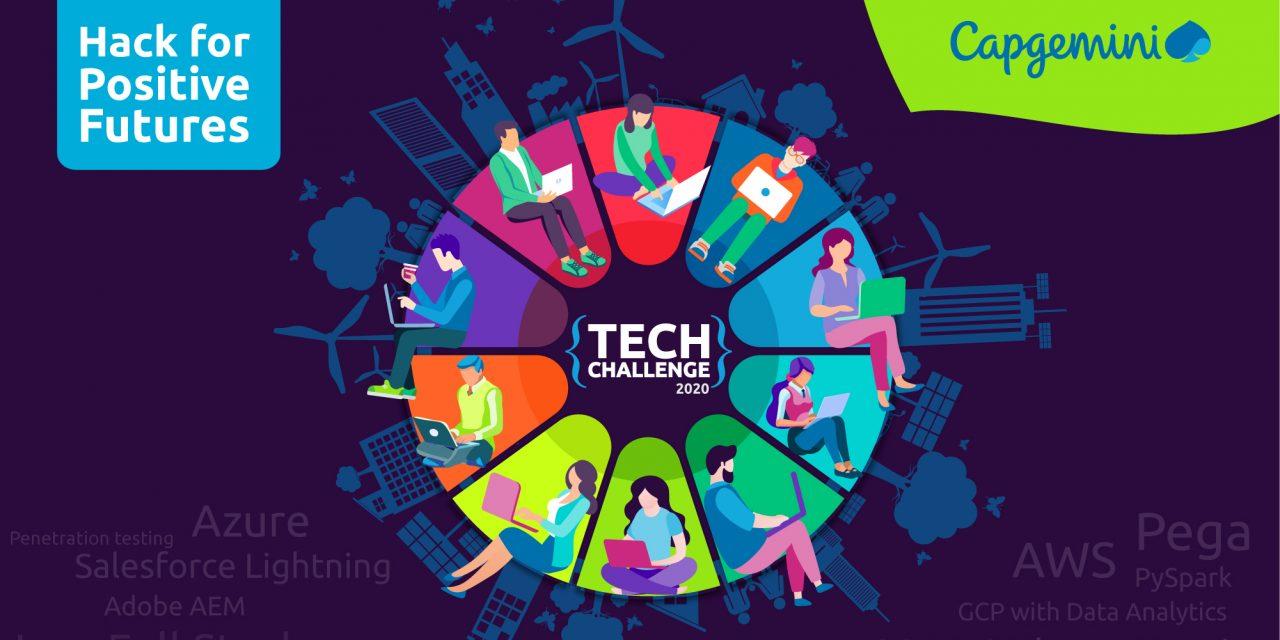 Ms. Vani Gupta shines at Capgemini Tech Challenge 2020