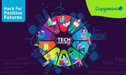 Ms. Vani Gupta shines at Capgemini Tech Challenge 2020