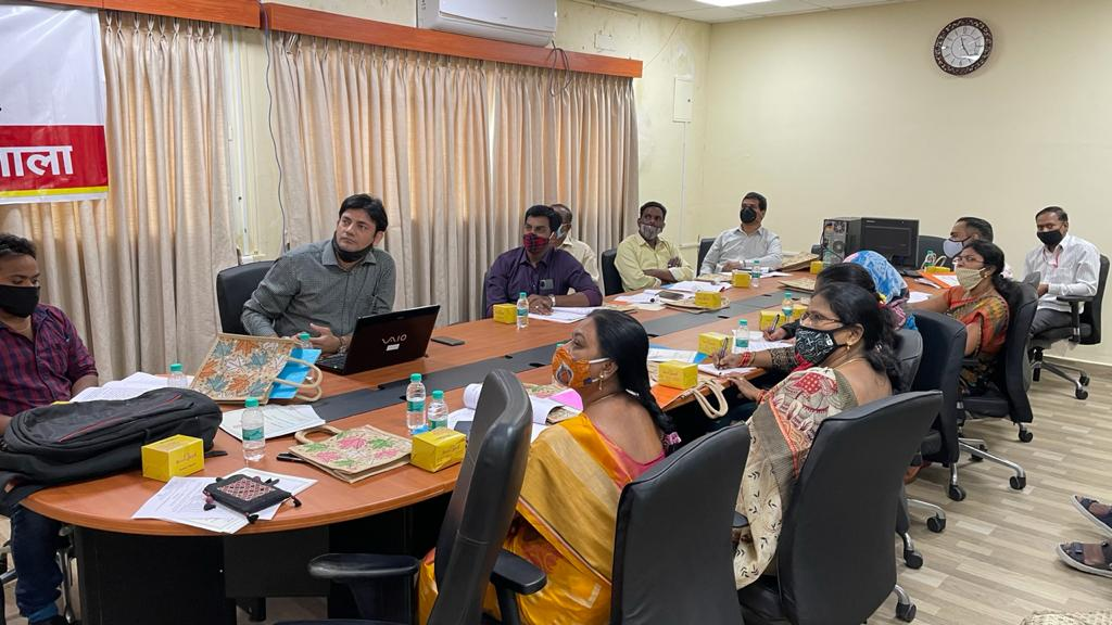 हैदराबाद विश्वविद्यालय में राजभाषा कार्यशाला का आयोजन