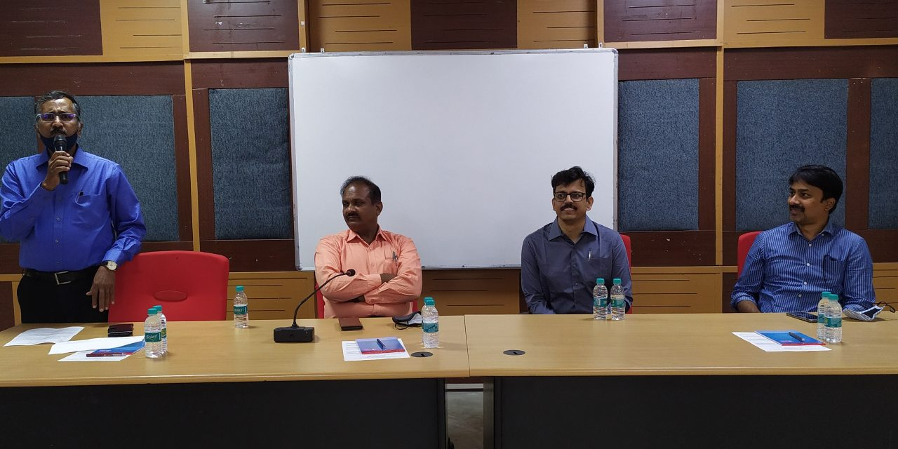 Workshop to NAAC Aspirant Institutions to promote Quality Assurance in Higher Education