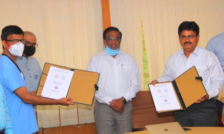University of Hyderabad signs MoU with the ESI Medical College & Hospital