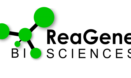 Emerging start-up award to ReaGene Biosciences of ASPIRE-BioNEST