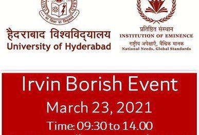 Irvin Borish Event – World Optometry Day