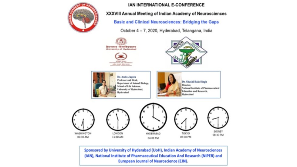 Report on XXXVIII Annual Conference of the Indian Academy of Neurosciences