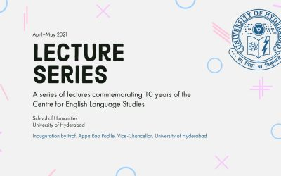 Lecture series organised to commemorate 10 years of CELS