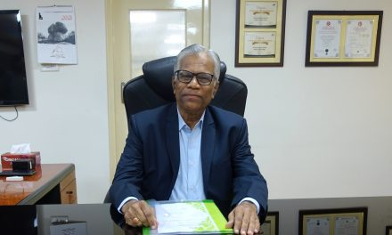 Prof. Basuthkar Jagadeeshwar Raotakes charge as Vice-Chancellor