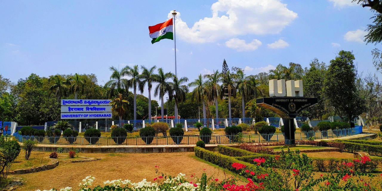 India Today ranks UoH at # 3