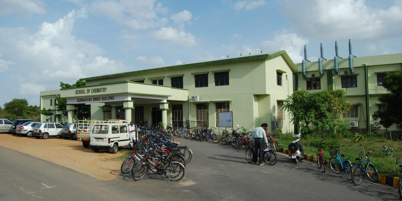 Two UoH Chemistry Faculty to receive Indian Chemical Society Awards
