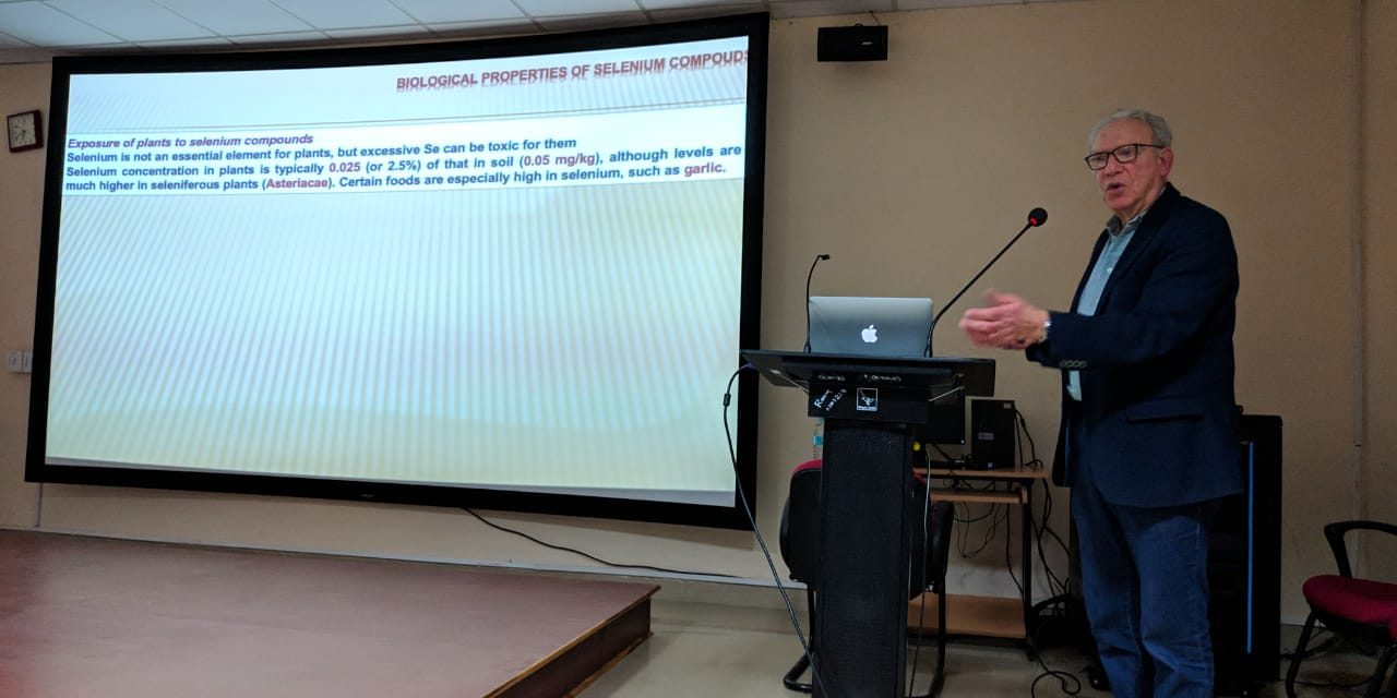 Interactive session with Professor Alain Krief