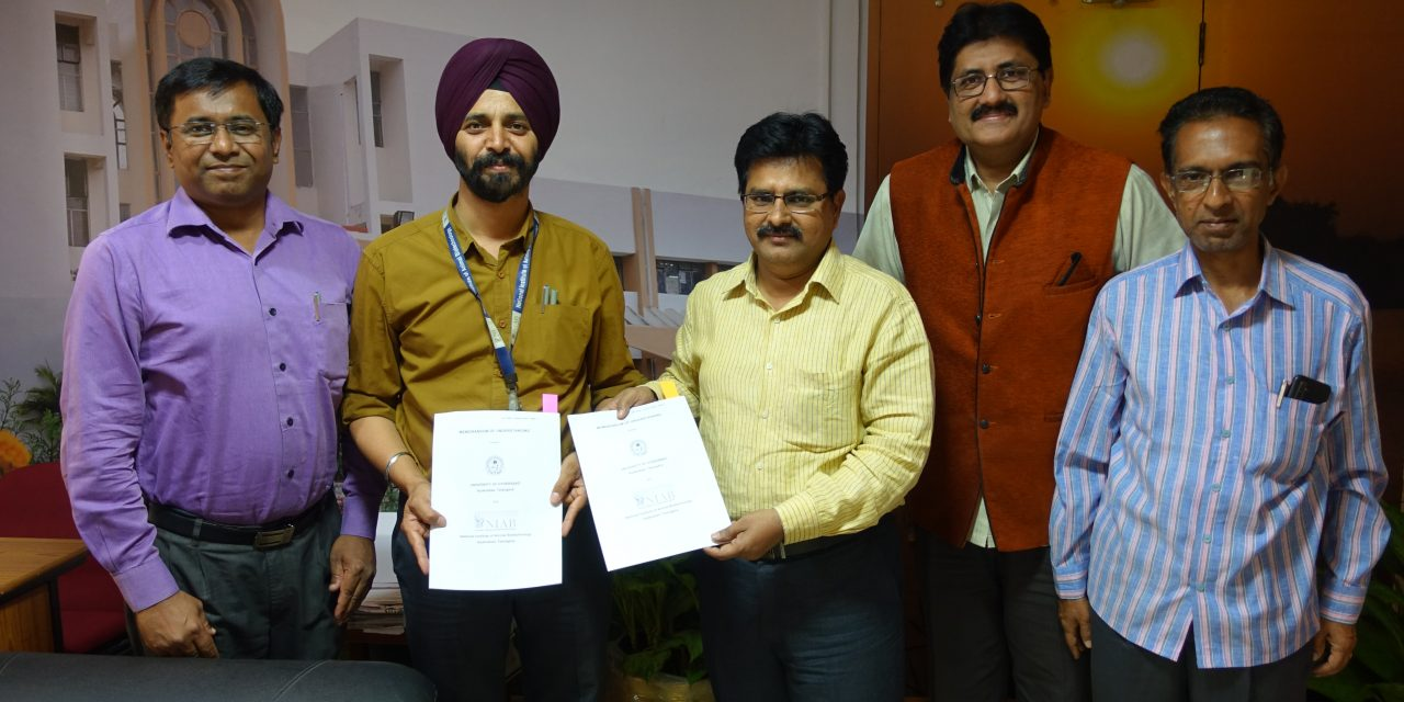 UoH collaborates with NIAB