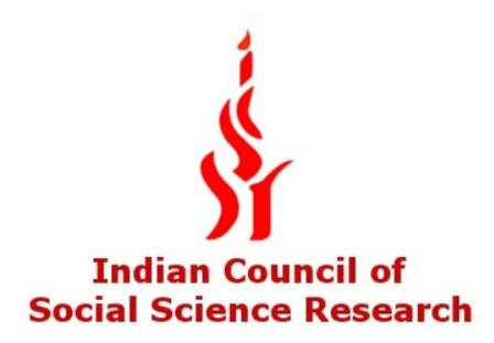 Abirlal Gangopadhyay awarded ICSSR Doctoral Fellowship