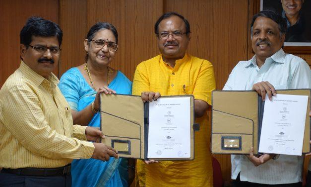 UoH renews MoU with IIIT-Hyderabad