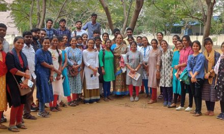 Public Health Students of UoH Roped in for Covid-19 Surveillance Work