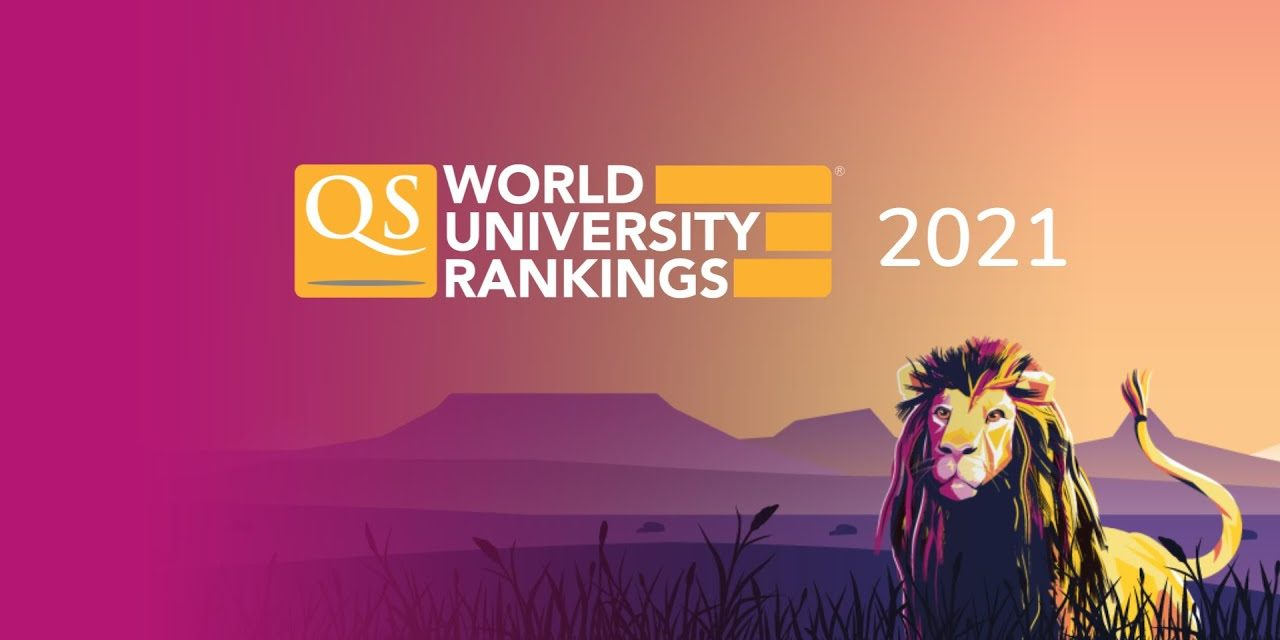 UoH Ranked again in the World's Top Universities by QS for year 2021
