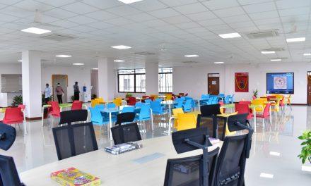 ASPIRE-Networking Facility Inaugurated