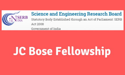 Prof. Dayananda Siddavattam selected for J C Bose Fellowship