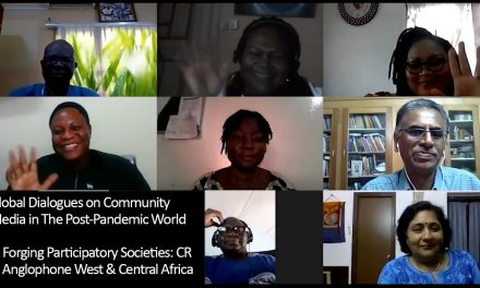 UNESCO Chair reaches out to community radios during the pandemic