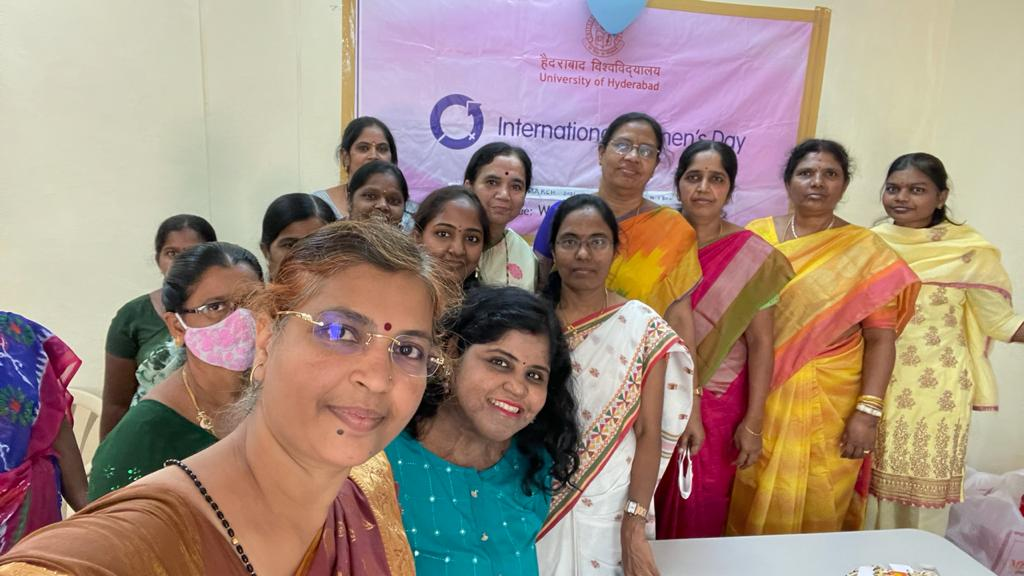 Celebrations of International Women's Day