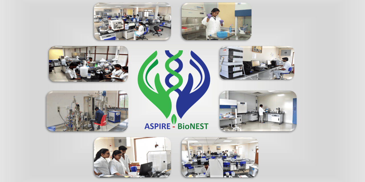 ASPIRE-BioNEST of UoH selected as best emerging Bioincubator in the country