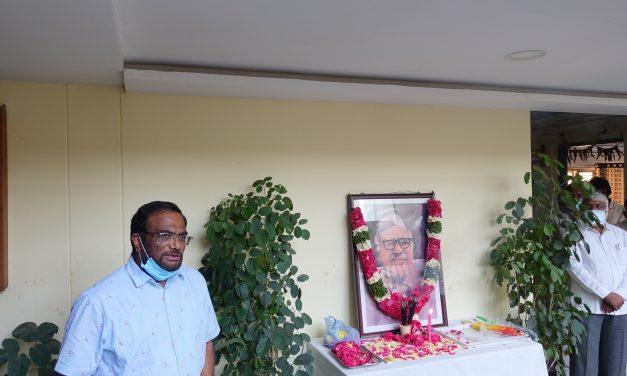 Tributes paid to Babu Jagjivan Ram on his 113th birth anniversary