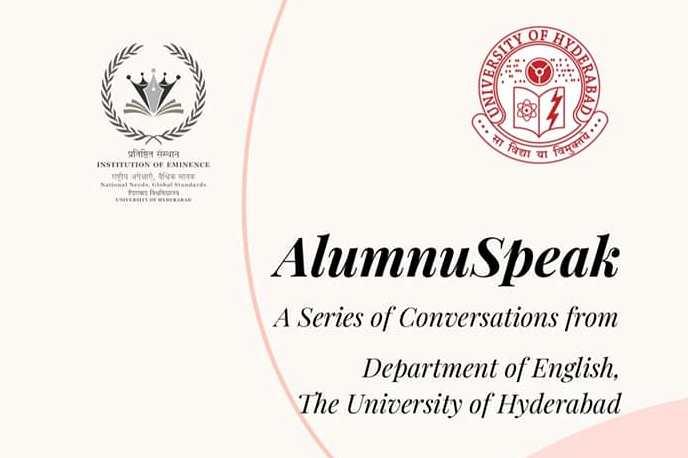 AlumnuSpeak with Prof. V. Bharathi Harishankar